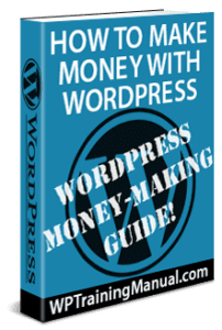 Learn about different ways to make money with your WordPress knowledge and skills.