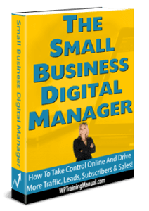Small Business Digital Manager