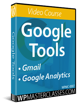 Google Tools Video Course