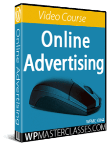 Online Advertising - WPMasterclasses.com