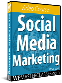 Social Media Marketing - WPMasterclasses.com
