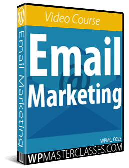 Email Marketing - WPMasterclasses.com