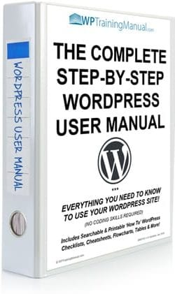 The Complete WordPress User Manual