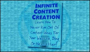 Free Content Creation Course